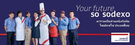 Sodexo Healthcare Support Services (Thailand) Ltd  Jobs - 12